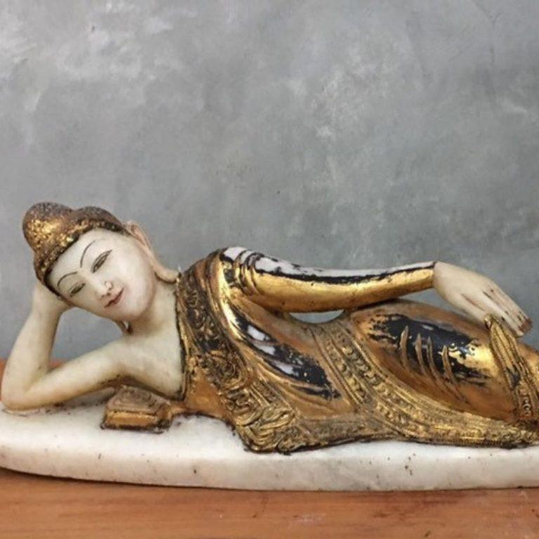 buddha deep rest meditationslehrer