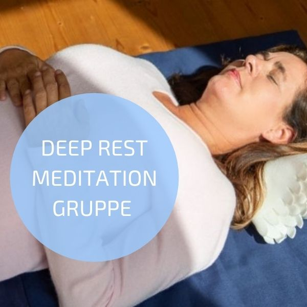 Deep Rest Meditation Gruppe Winter 2021