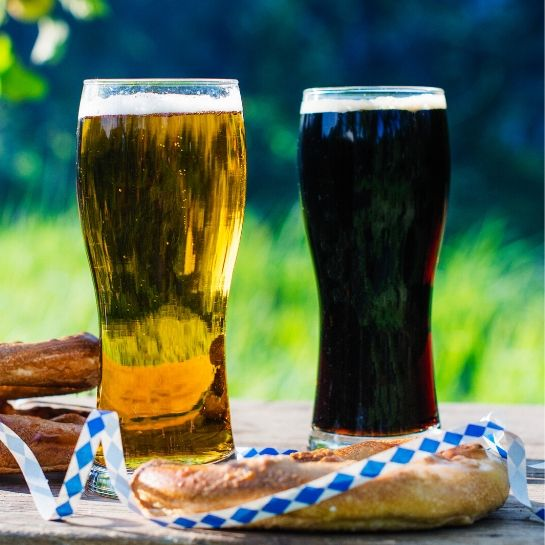 Kraftortwanderung Bier