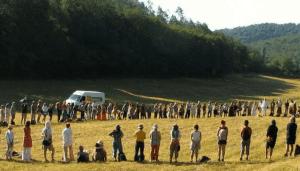 Dharma Yatra Wandern Pilgerweg