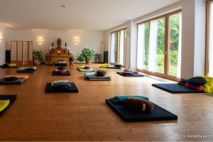 Kloster Eisenbuch Meditation