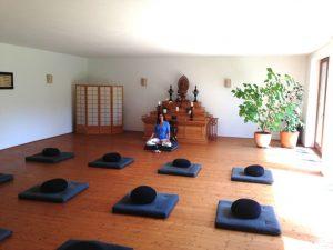 Kloster-Meditationskurs