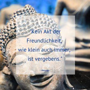 lächeln freundlichkeit meditation zitat