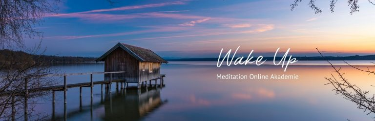 Meditation Online Akademie Wakeup