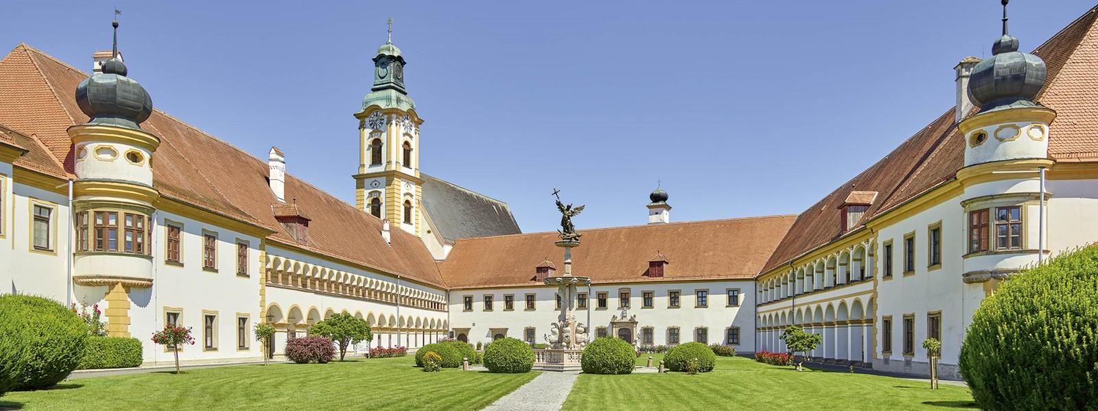 Augustinerkloster Reichersberg Meditation
